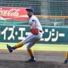 コントロール抜群のスライダーが武器 石岡一高  岩本 大地選手 高卒右腕投手