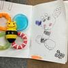長女が描いたのスケッチと、次女のくちばし 写真日記