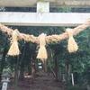 お墓まいりと日吉神社