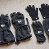 冬季モンゴルの装備 オーバーグローブ・インナー手袋