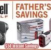 """""""父の日""""に備えてアメリカゴルフ業界では、数々の販売キャンペーンです。。"""