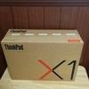 ThinkPad X1 Carbon(Gen5)開封&使用感レビュー