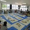 化石発掘体験&砂絵講座を実施しました
