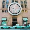 Tiffany NYC's Pop-up Display Advertising