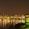 夜景楽しみましょう! 韓国の漢江(ハンガン)の素敵な橋