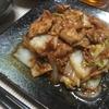 豚バラと白菜の味噌炒め
