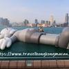 <香港:金鐘>KAWS:HOLIDAY香港站 ~中西區海濱長廊~