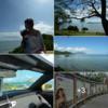 ヤッパリ・・ハワイは、オープンカーが、善く似合うでしょ 🌴