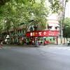 上海上陸最終日