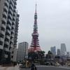 言い訳の東京旅行一日目(2)。東京タワーと増上寺。三解脱門から出た