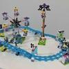 レゴで作るローラーコースター、ジェットコースターをまとめてみたよ。