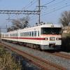 東武日光線の電車を撮影。