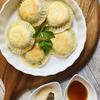 美味しくて可愛い!エノキタケ&椎茸の丸餃子