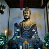 写真がOKの飛鳥寺の大仏は一度は観たい!明日香村でランチにスケッチ