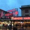 シアトルおすすめスポット  シアトルの旅2日目 パイクプレイスマーケット