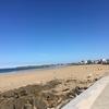 海は魂をよみがえらせる場所なんだね!?サンマロの浜辺で①