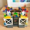 4歳児のレゴワールド