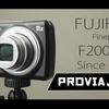 FUJIFILM Finepix F200EXRの動画
