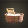 【あつ森】せんたくおけ(洗濯桶)のレシピ入手方法や必要材料まとめ【あつまれどうぶつの森】