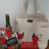 りんごバッグを買ったお話(KALDI COFFEE FARM)