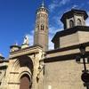 スペイン*2018*サラゴサ〜サン・パブロ教会、ピラール聖母教会、サルバドール大聖堂〜