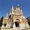 【フランス旅行】四日目続き。ロシア教会見学、昼食の後アンティーブへ。
