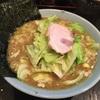 横浜ありがた家のキャベツラーメン820円がランチ、くら寿司の旬の海鮮丼ランチ500円が夕飯😜
