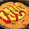 【1食72円】もち麦たんぽぽオムライスの自炊レシピ