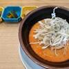 【ランチ】お出汁が効いてる美味しい担々麺【くっきんぐえくすぺりめんと番】