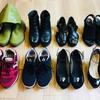 手持ちの靴を把握する