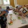 5年生:家庭科 初調理実習 カラフルコンビネーションサラダ