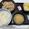酸味の効いた新しいタレがうまい! 吉野家のねぎ塩豚定食