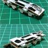 甲府モデル 『シキ180』を作る(ローダウン・補強・回転軸構造変更)その4「続、ブレーキ配管」