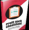 Profit Hack CheatSheet Review: Discount and Huge Bonuses