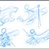 【漫画制作】画力向上練習:18・19・20日目