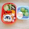 たぬきおにぎりキャラ弁~冷凍食品を使わず可愛い幼稚園弁当~