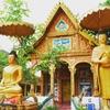 ラオスの仏教僧の備忘録(出家13~14日目:『え!こんな人が?!』お寺にやって来る人一覧)