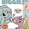 【英語洋書】ブタとゾウのやりとりが可愛いBIGGIE!