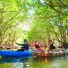 女子旅でジャングル探検滝巡り!