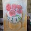 油絵を描く 6