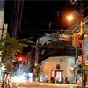朝4時過ぎの松山市内の風景