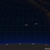 「ガリレオ衛星のエウロパ と ガニメデ と カリスト が接近!」2021年10月5日 18:20頃!