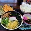 讃岐うどん屋で食べる人参天ぷらは実家の味でした @千葉市 讃岐うどん あじな味