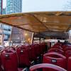 上海を探索する(1)オープントップバス