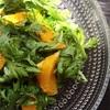春菊とオレンジのサラダ〜愛されたピアノ