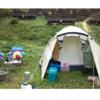 【新潟 岩船郡】鷹の巣キャンプ場 with ことり隊