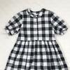 【バースデイ】大人の服をそのまま小さく♡お気に入りNo.1シリーズのリネンワンピ