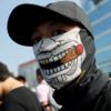 植民地時代のスト抑圧に使われた法律で、香港政庁がデモ隊のマスク禁止