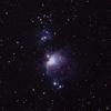 一眼レフで撮る冬の星空とオリオン大星雲 長野しらびそ高原