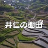 【井仁の棚田】ドローン空撮★アメリカCNN「日本の最も美しい34選」【日本棚田百選】